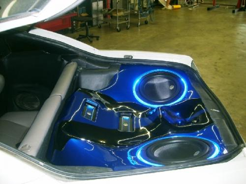 Sound Performance Car Audio Eclipse Build