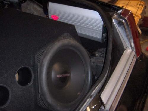 86 Cutlass w/Stroker 15S