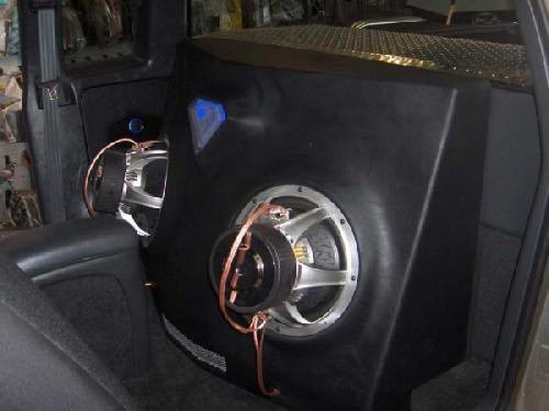CUSTOM BOX FOR CHEVY PU