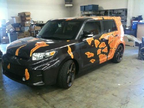 Custom Car Audio Scion XB (4)