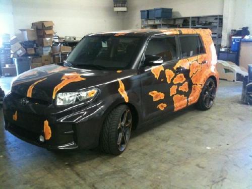 Custom Car Audio Scion XB (4)