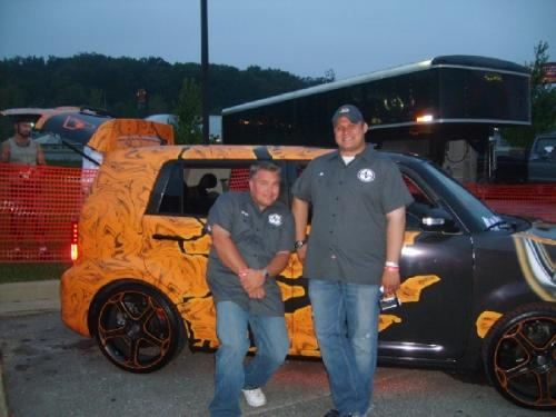 Custom Car Audio Scion XB (5)
