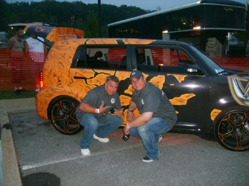 Custom Car Audio Scion XB (6)