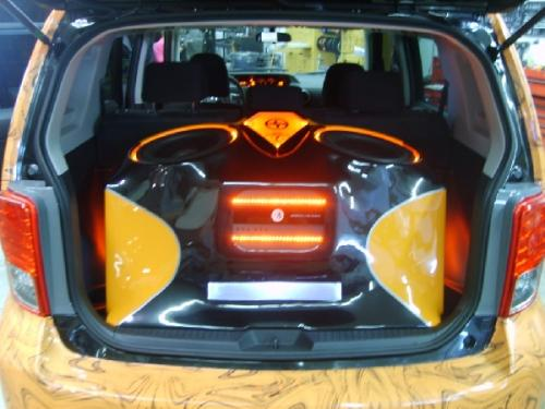 Custom Car Audio Scion XB (67)
