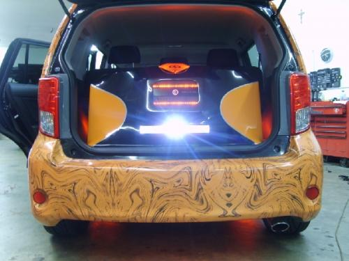 Custom Car Audio Scion XB (68)