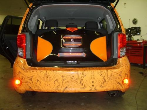 Custom Car Audio Scion XB (69)