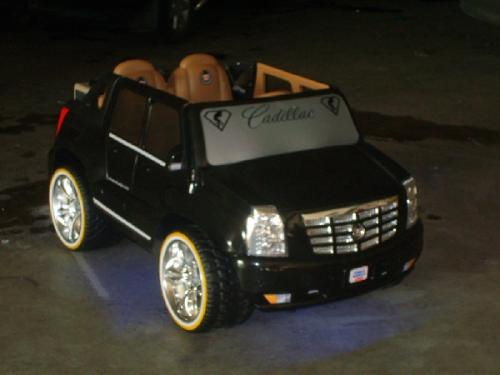 ESCALADE POWER WHEEL