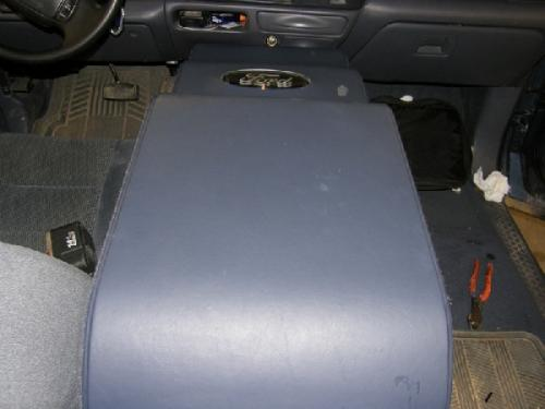 Ford Center Console
