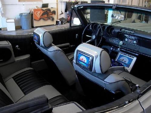 68 Camaro SS