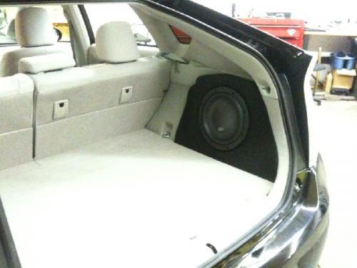 Toyota Prius Custom Box (2)